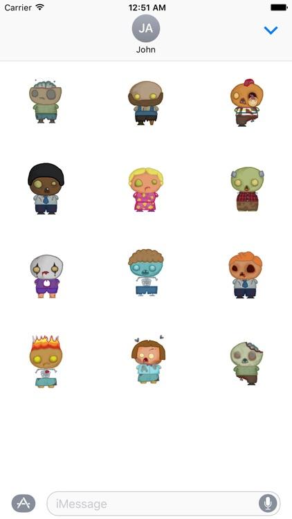 Teeny Zombies