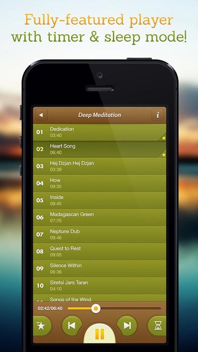 Yoga Music screenshot two