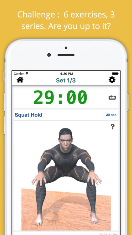 15 Minute Total Body Active Workout Challenge Free