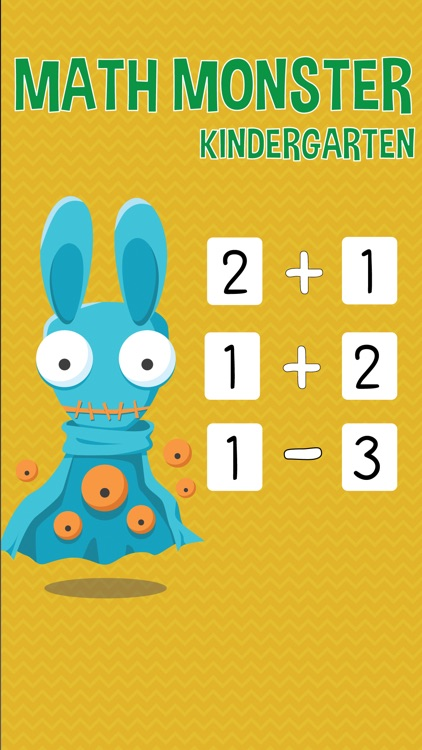 Fun Math games for Kindergarten kids addition and subtraction