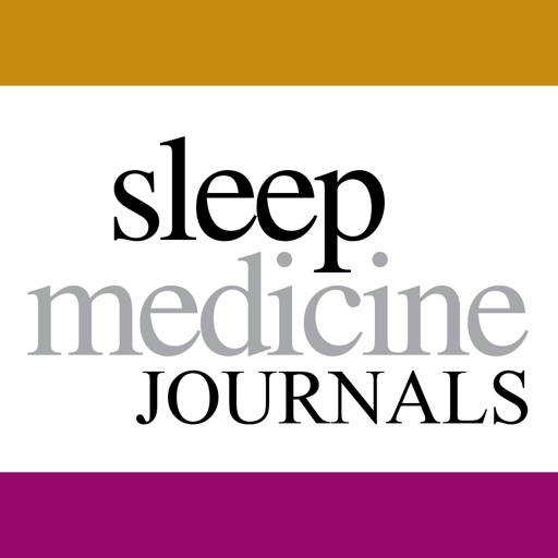 Sleep Medicine Journals icon