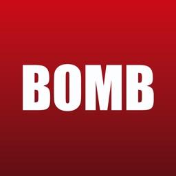 BOMB Animation Sticker