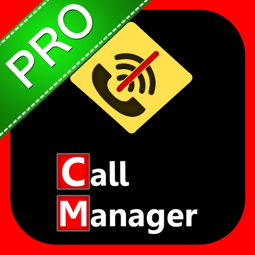 Call Manager Pro for Do Not Disturb with whitelist