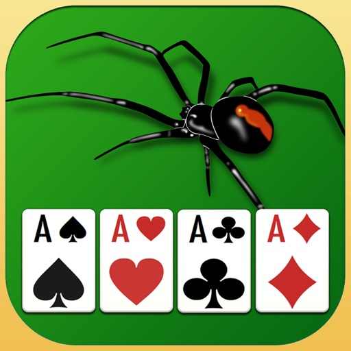 Spider Sοlitaire icon
