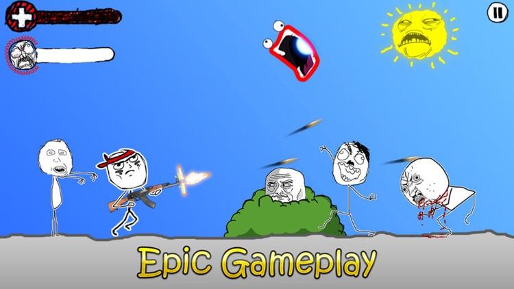 Rage Wars - Meme Shooter screenshot-3