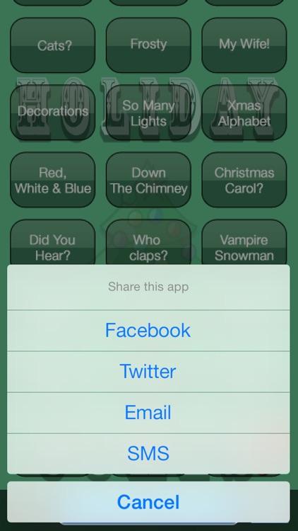 Holiday Jokes screenshot-3