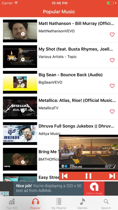 Screenshot for Video Mate: Music Playlist & TubeMate Audio Player in Jordan App Store