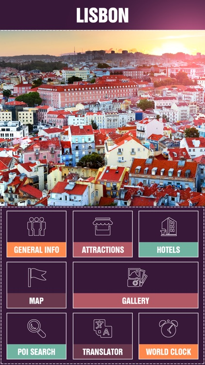 Lisbon Offline Guide screenshot-1