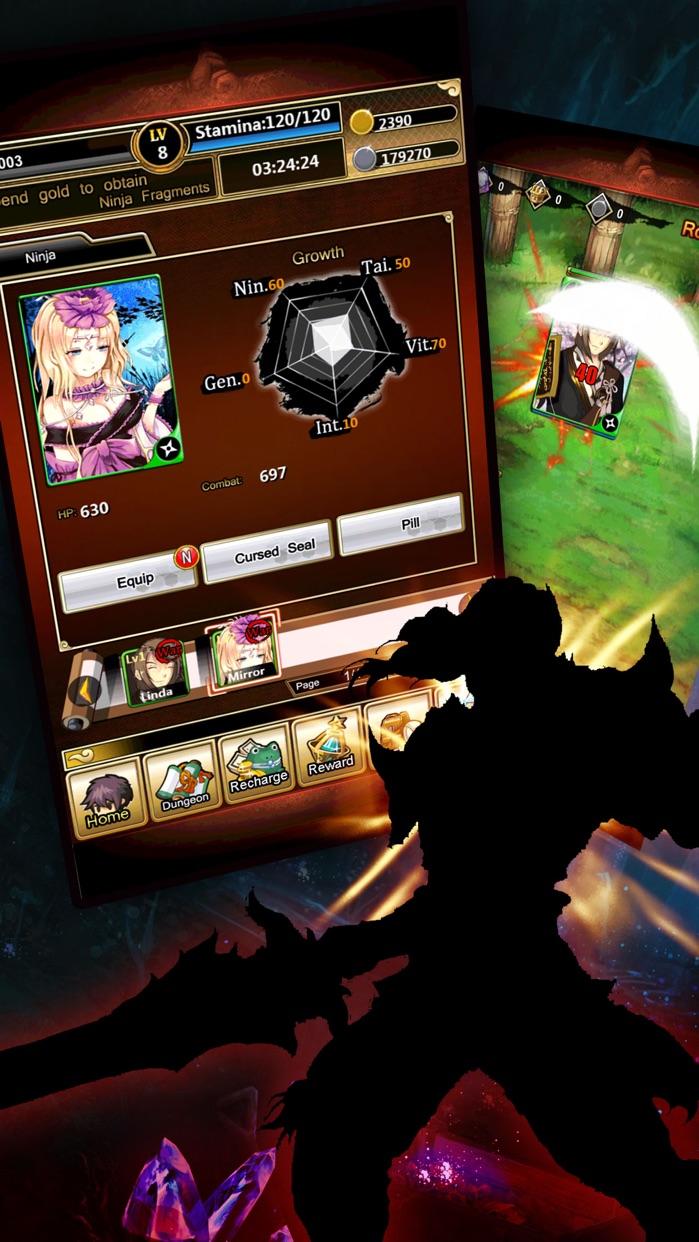 Demon Fox Screenshot