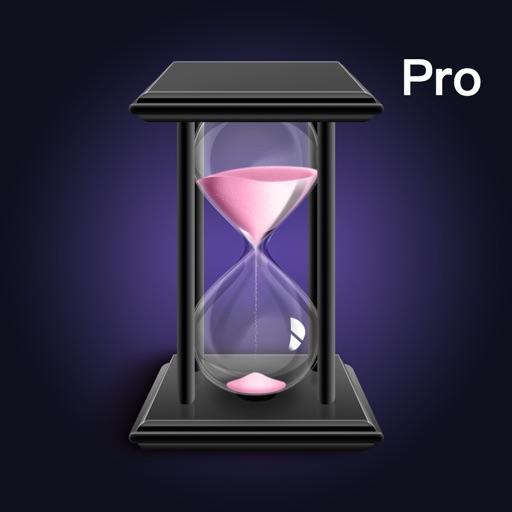 Set Timer Pro-Hourglass Sand Timer