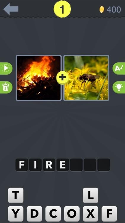 2 Pics 1 Word - What's the Word?