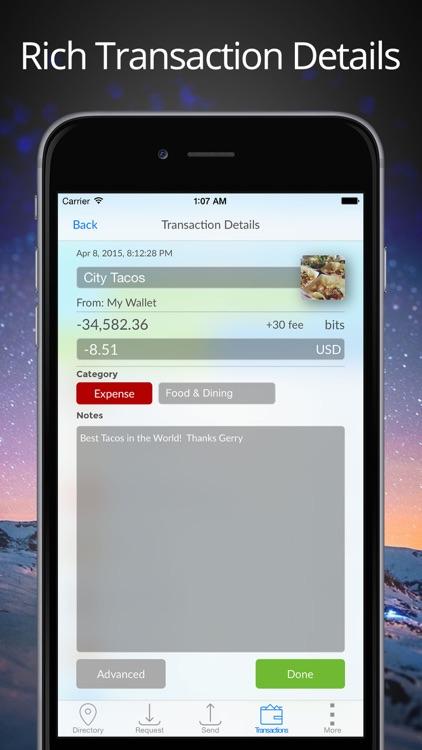 Airbitz - Bitcoin Wallet screenshot-3