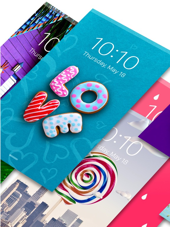 Screenshot 1 For Girly Wallpapers TM Pro