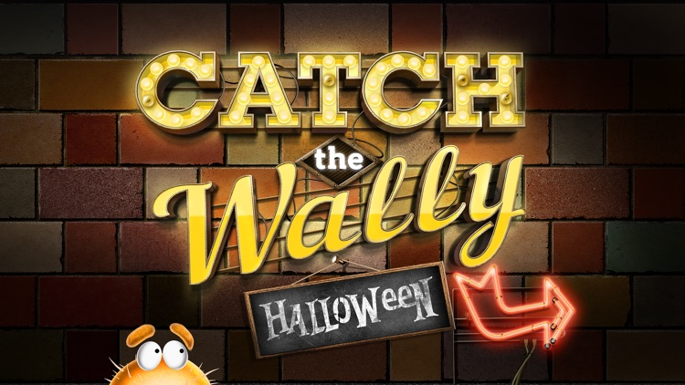 Catch the Wally Halloween - Seek & Find game