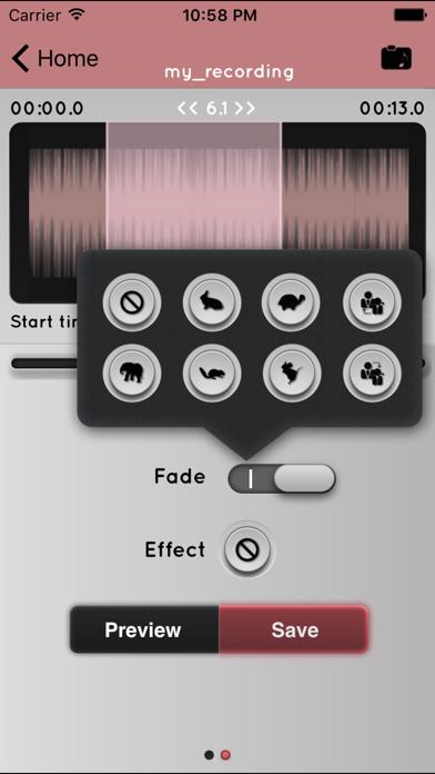 MP3 Cutter For iMovie screenshot three