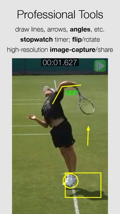 CMV Pro: Frame-Frame Video Analysis - CoachMyVideo