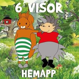 6 Visor - Kungaskogen Hemapp
