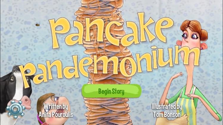 Pancake Pandemonium Kids Bedtime Story & Best Book screenshot-0