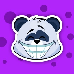 Panda - Sticker Pack