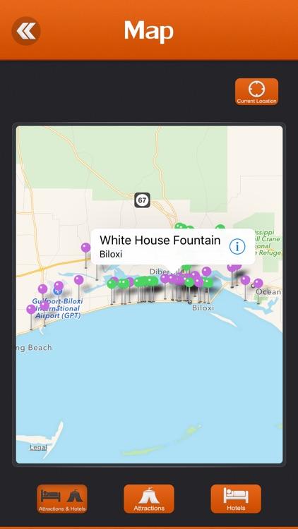 Biloxi Travel Guide screenshot-3