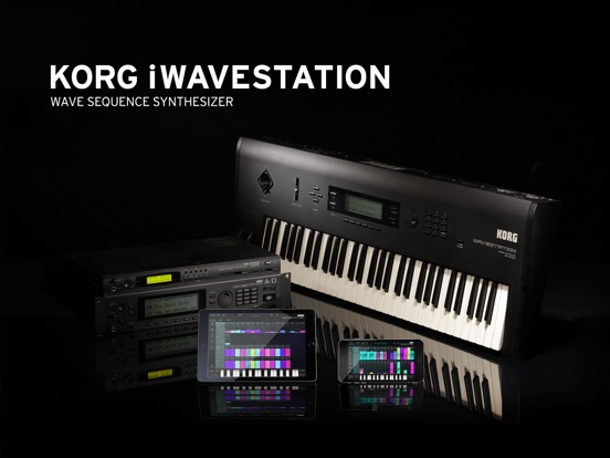 Screenshot #4 pour KORG iWAVESTATION