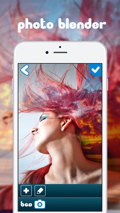 Photo Blender Camera – Free Picture Edit.or App