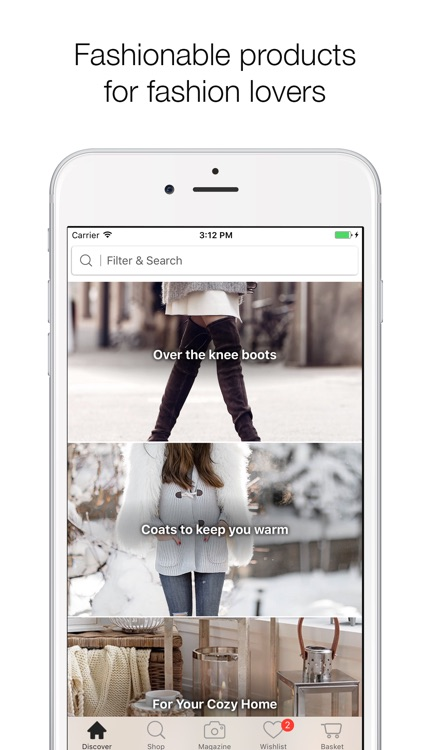 Stylect - Find your Perfect Shoes! screenshot-0
