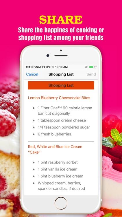 Yummy Cake Recipes ~ Best of cake recipes screenshot-4