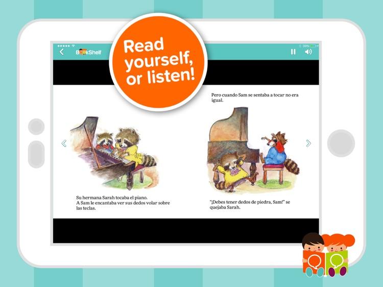 Babl Books Reading App