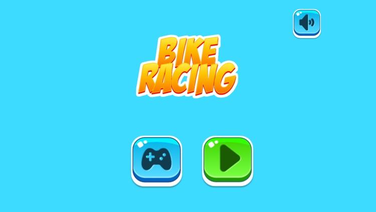 特技越野摩托 - 我的特技表演山地赛车 screenshot-4