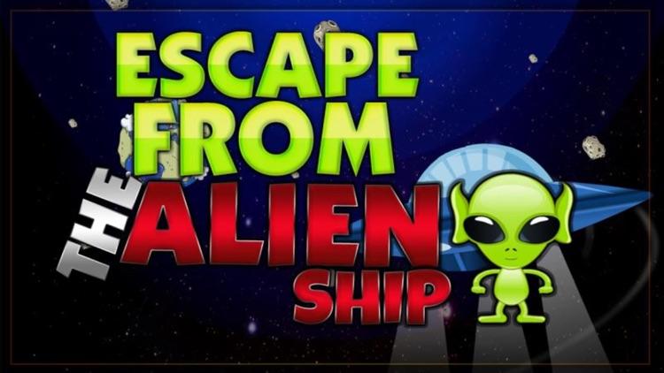 Escape From The Alien Ship screenshot-4