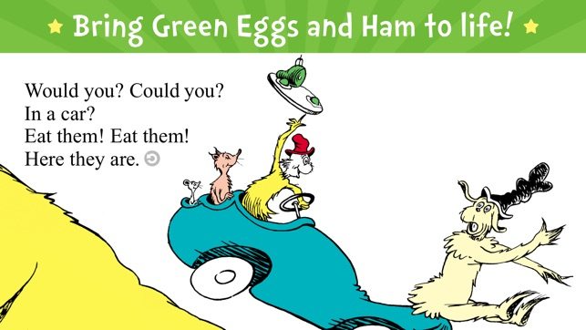 what grade level is green eggs and ham