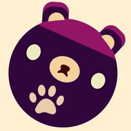 Teddy Roll Bear Drop