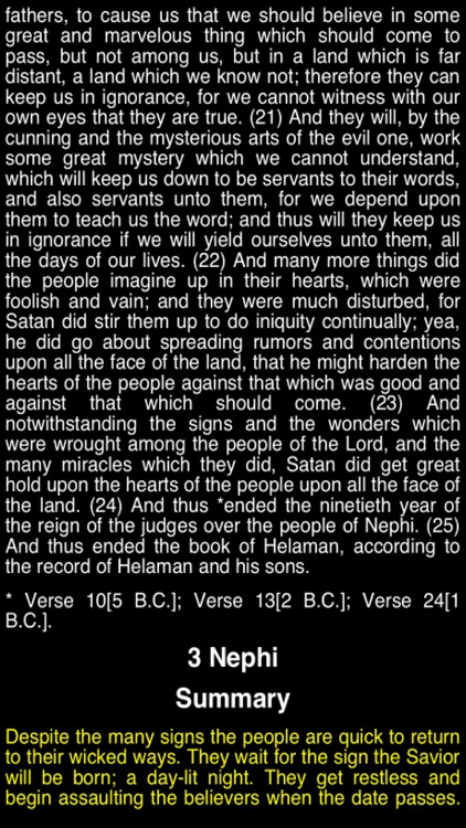 Summary Book of Mormon (part III) screenshot-3