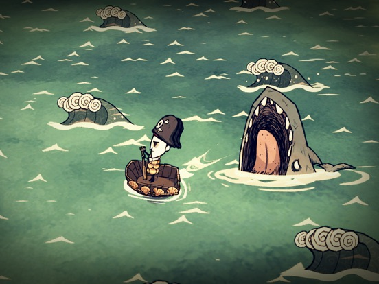 Don't Starve: Shipwrecked Screenshot