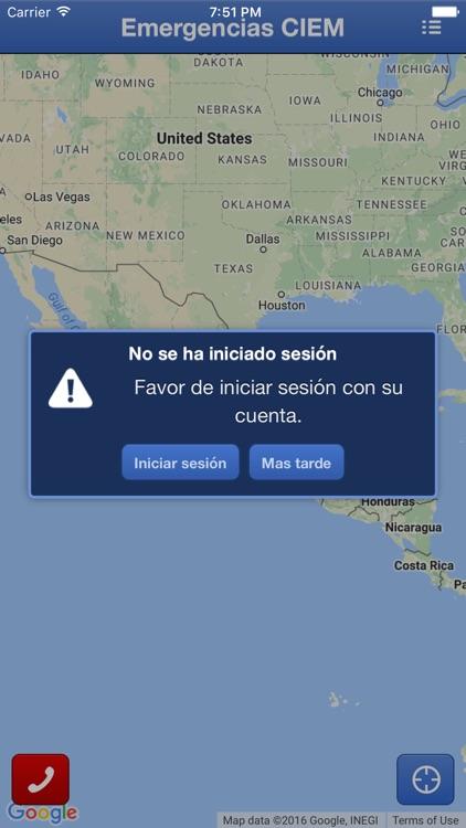 Emergencias CIEM screenshot-3