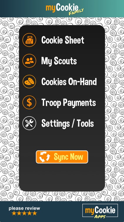 myCookie Family- Track Girl Scout cookie sales screenshot-0