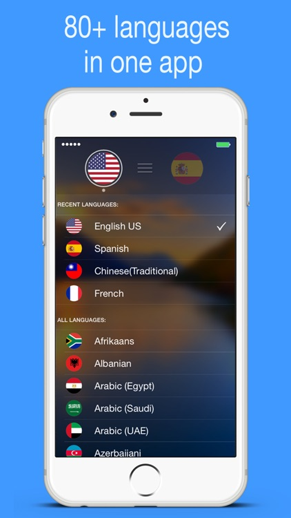 myTranslator.io screenshot-3