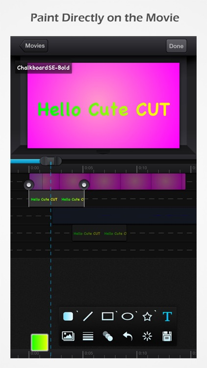 Cute CUT - Full Featured Video Editor