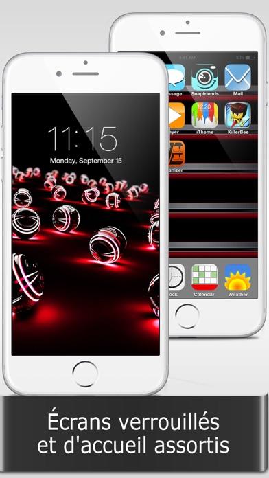 download iTheme - Thèmes pour ton iPhone et ton iPad apps 1