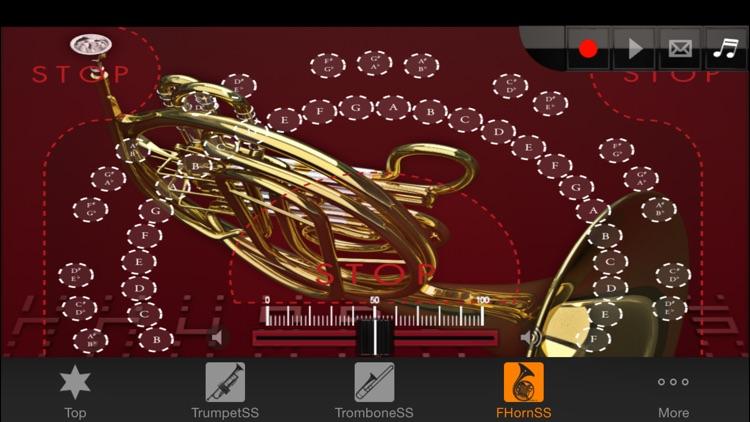 Brass instrumentSS screenshot-3