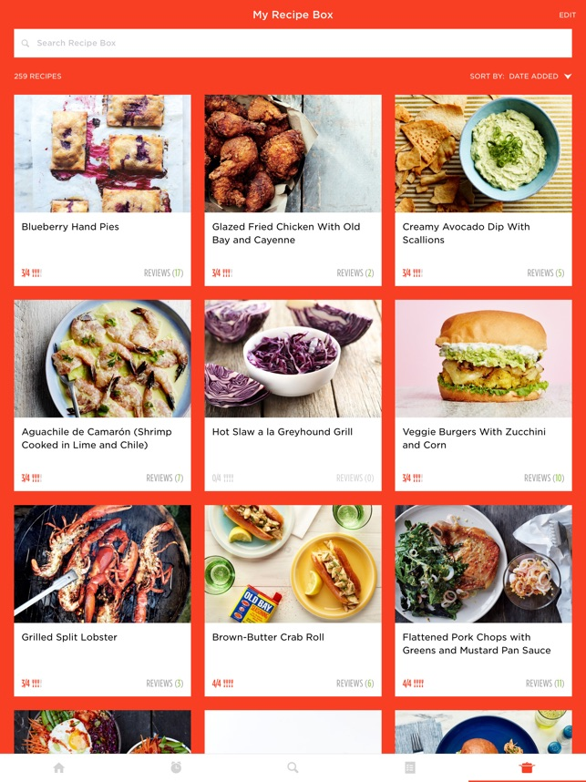 Epicurious on the app store forumfinder Image collections