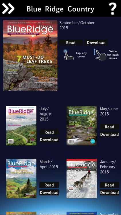 Blue Ridge Country Magazine - BRC screenshot-4