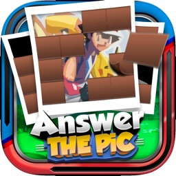 """Answer Photo Puzzle Game Pro """"for Pokemon X & Y """""""