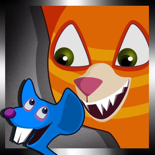 Cat & Mice HD icon