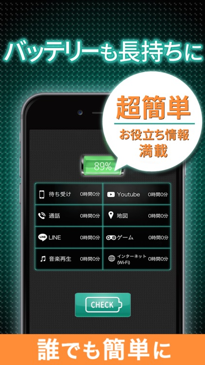 Traffic & battery checker,Fortune-Telling on line for iPhone 無料アプリ screenshot-3