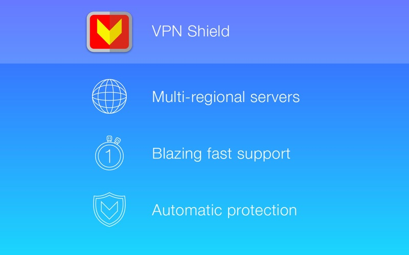 VPN Shield Screenshot