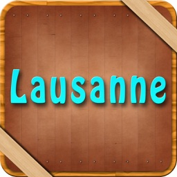 Lausanne Offline Map Travel Guide