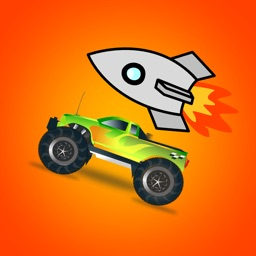 Sticker Fun with Cars, Trucks and Space Ships