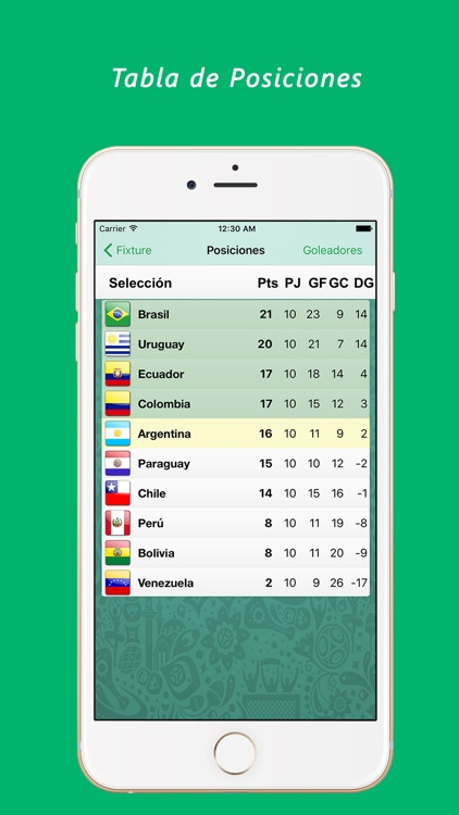 Eliminatorias de Sudamérica 18 screenshot-3